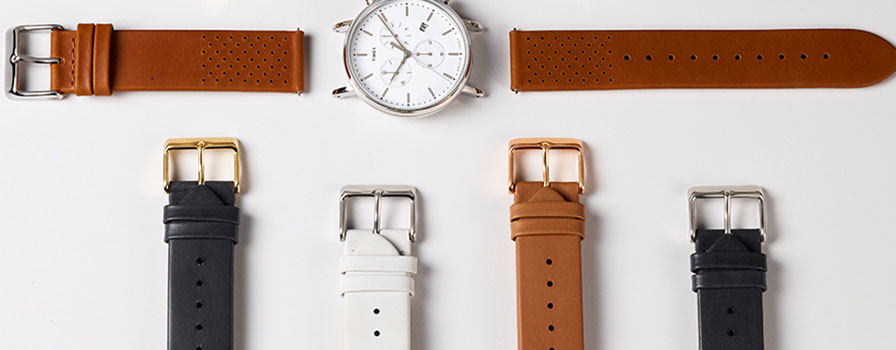 How to Clean Your Leather Watch Strap