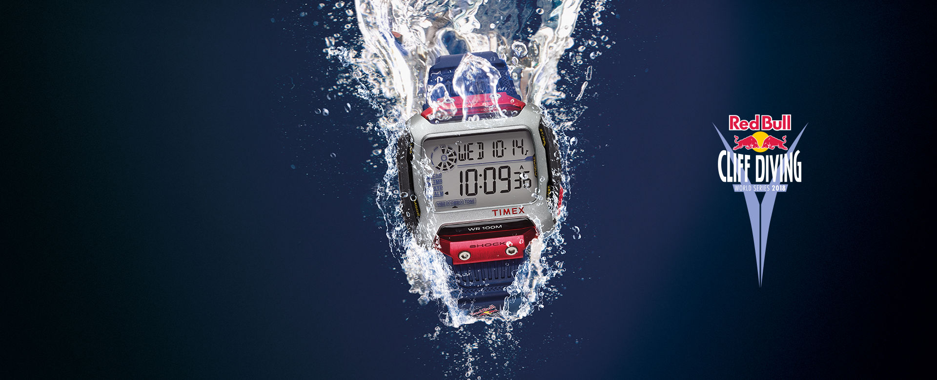 Timex Takes the Plunge